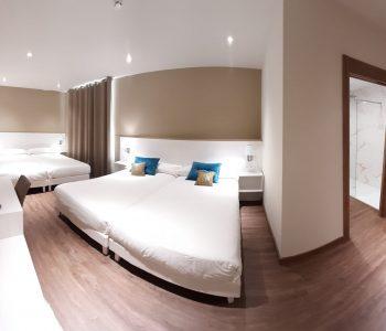 cuádruple 4 camas_